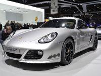 thumbnail image of Porsche Cayman R Geneva 2011