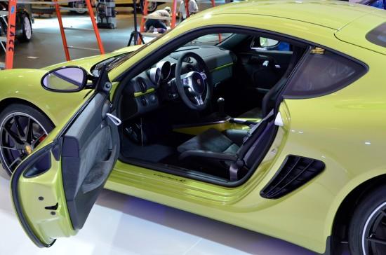 Porsche Cayman R Los Angeles