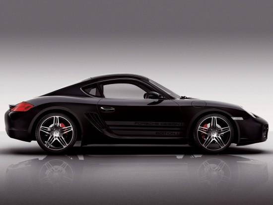 Porsche Cayman S Edition