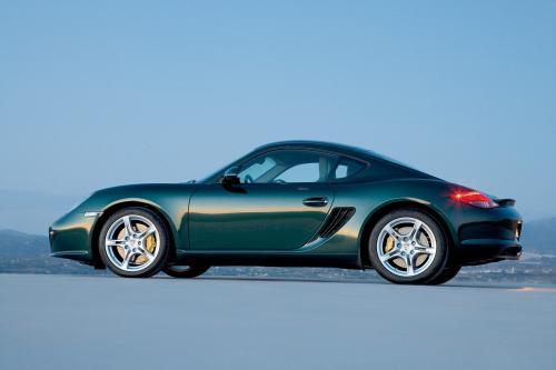 Porsche Cayman S [6 эксклюзивных фотографий]
