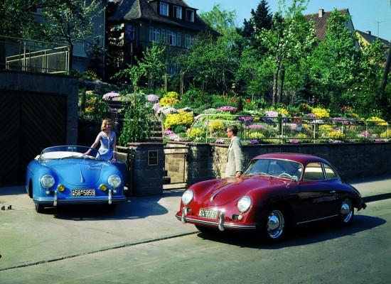 Porsche Celebrates 60 years