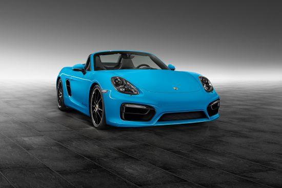 Porsche Exclusive Bespoke Boxster S - Picture 101805