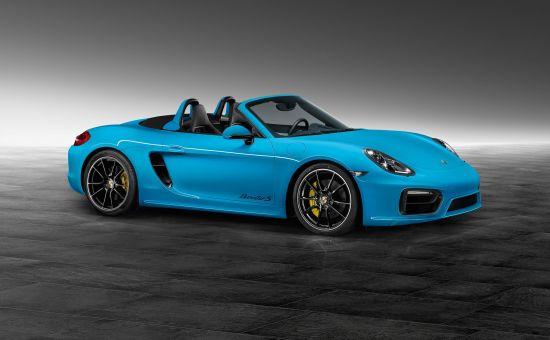 Porsche Exclusive Bespoke Boxster S
