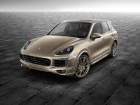 Porsche Exclusive Cayenne S in Palladium Metallic, 1 of 6