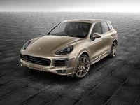 Porsche Exclusive Cayenne S in Palladium Metallic, 1 of 6