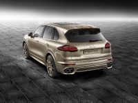 Porsche Exclusive Cayenne S in Palladium Metallic, 2 of 6