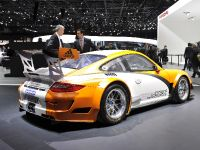 thumbnail image of Porsche GT3 R Hybrid Geneva 2011