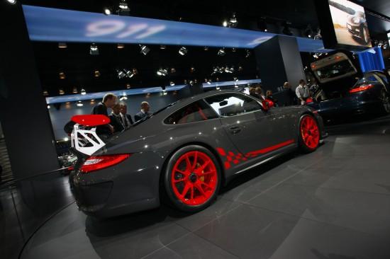 Porsche GT3 RS Frankfurt