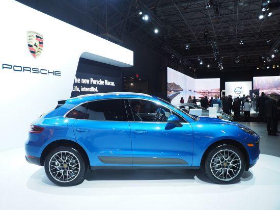 Porsche Macan New York