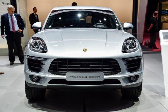 Porsche Macan S Diesel Paris