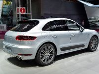 thumbnail image of Porsche Macan Turbo Paris 2014