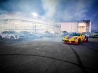 Porsche Martini Lineup , 3 of 9