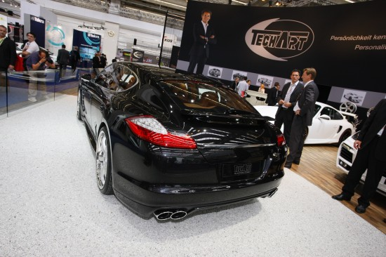 Porsche Panamera Frankfurt