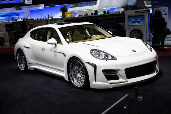 Porsche Panamera Geneva