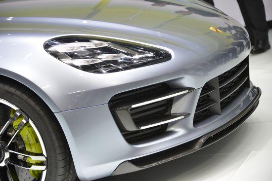 Porsche Panamera Sport Turismo Concept Paris