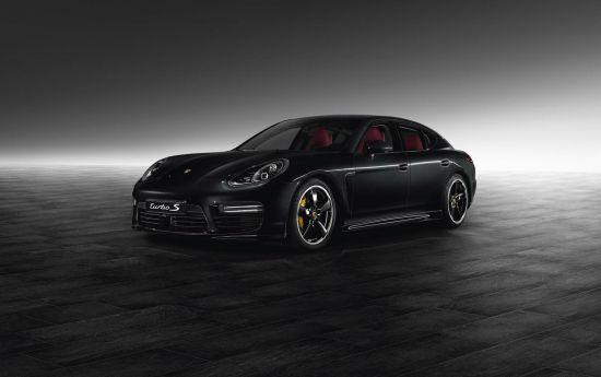 Porsche Panamera Turbo S Exclusive