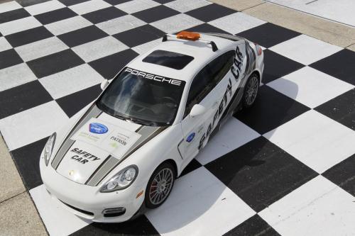 Porsche Panamera Turbo Безопасности Автомобиля