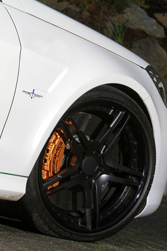 Posaidon Mercedes-Benz E63 AMG RS 850