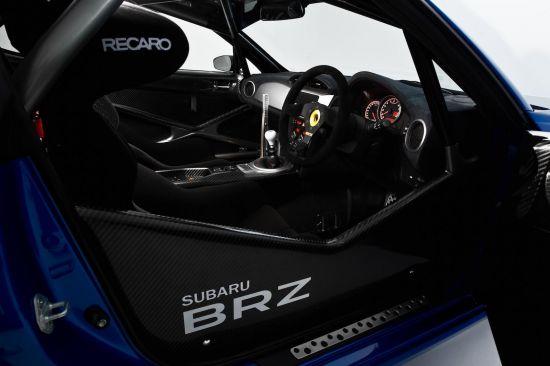 Possum Bourne Motorsport Subaru BRZ
