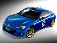 Possum Bourne Motorsport Subaru BRZ, 1 of 4
