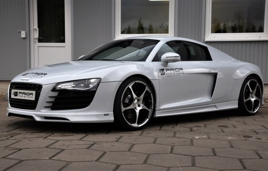Prior-Design Audi R8 Carbon Limited Edition
