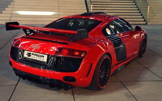 Prior-Design Audi R8 PD GT650
