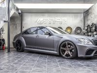 PRIOR-DESIGN Black Edition V3 Widebody Aero-Kit for MERCEDES S-Class W221, 1 of 9