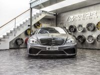 PRIOR-DESIGN Black Edition V3 Widebody Aero-Kit for MERCEDES S-Class W221, 3 of 9