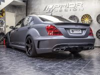 PRIOR-DESIGN Black Edition V3 Widebody Aero-Kit for MERCEDES S-Class W221, 5 of 9