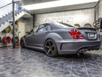 PRIOR-DESIGN Black Edition V3 Widebody Aero-Kit for MERCEDES S-Class W221, 6 of 9