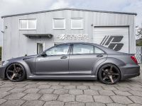 PRIOR-DESIGN Black Edition V3 Widebody Aero-Kit for MERCEDES S-Class W221, 8 of 9