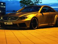 Prior Design Black Edition V2 Mercedes-Benz CL, 6 of 18