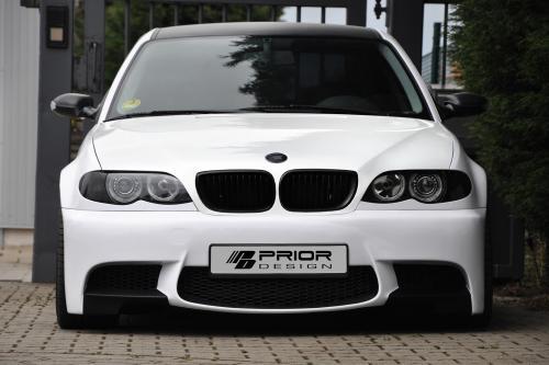 Prior Design BMW 3-Series E46 M3 - более гибкой и стабильной