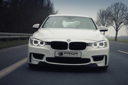 Prior-Design на BMW 3-Series F30 PD-M1 С Новым аэродинамическим комплектом