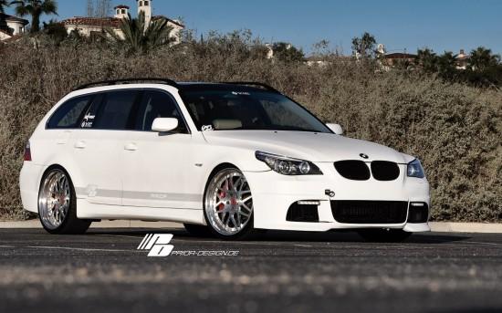 Prior-Design BMW 5 Series