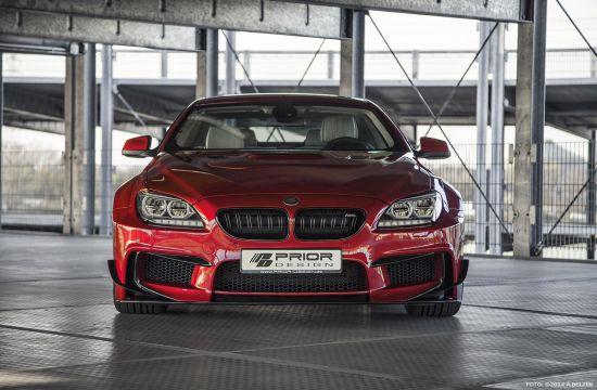 Prior Design BMW 6-Series Coupe Wide Body