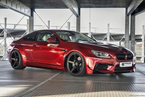 Перед дизайн BMW 6-й серии купе шириной тела