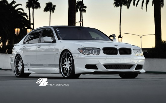 Prior-Design BMW 7 Series