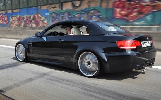 Prior Design BMW E93 M3-style