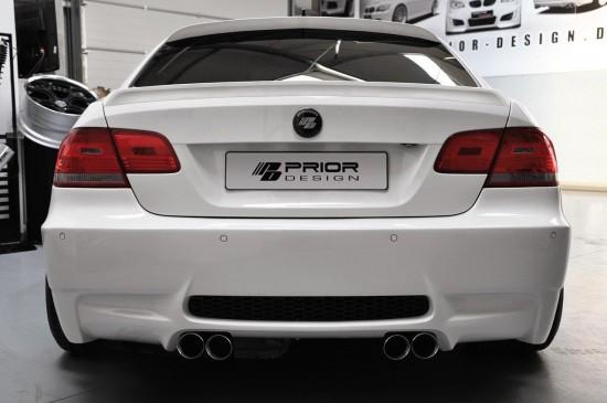 Prior Design BMW M3 E92 Widebody