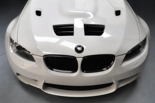 BMW M3 E92 Широкофюзеляжных уточненный предварительного проектирования