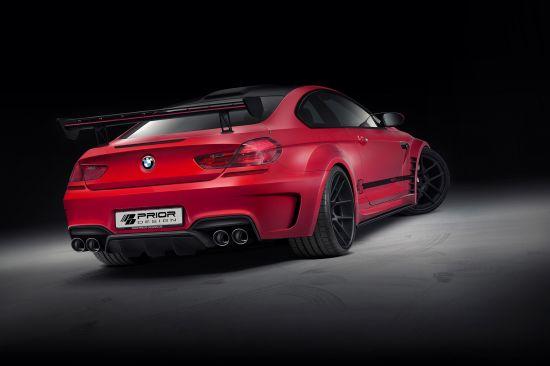 Prior Design BMW M6 F12