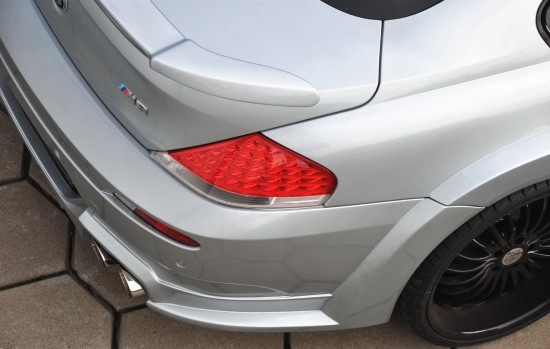 Prior-Design BMW M6 PD550 Widebody
