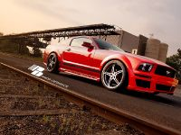 PRIOR-DESIGN Ford Mustang Red, 13 of 18