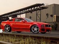 PRIOR-DESIGN Ford Mustang Red, 14 of 18