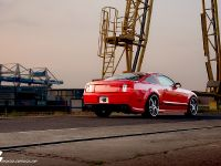 PRIOR-DESIGN Ford Mustang Red, 15 of 18