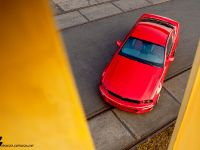 PRIOR-DESIGN Ford Mustang Red, 16 of 18
