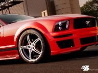 PRIOR-DESIGN Ford Mustang Red, 17 of 18