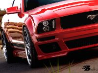PRIOR-DESIGN Ford Mustang Red, 18 of 18