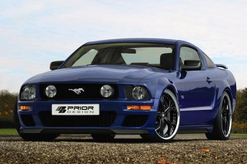 Prior Design выпускает специальные Mustang styling kit